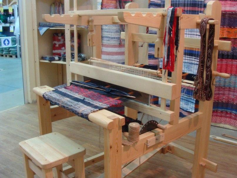 Изделия на ткацком станке